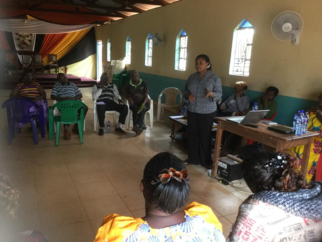 Community empowerment in Taita Taveta