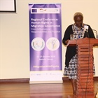 KNCHR Chairperson Opening Remarks at BMM Conference.