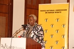 KNCHR Chairperson Remarks During The Launch of  2017 Elections SGBV Report