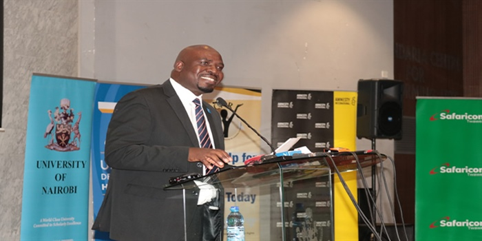 KNCHR Vice Chairperson Remarks During The International Human Rights...