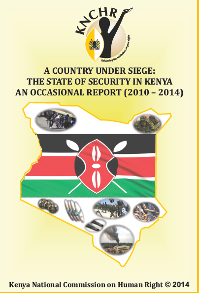 State of Security in Kenya