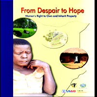 Despair of hope report