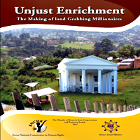 Unjust enrichment_lands report