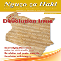 the devolution issue