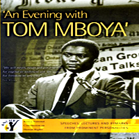An evening with Tom Mboya report